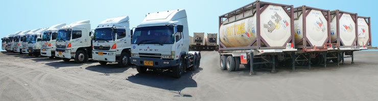 Thaireefer Logistic