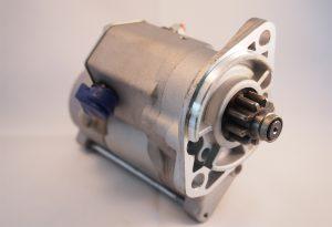 Kubota V2203 Starter Motor Test for Generator set
