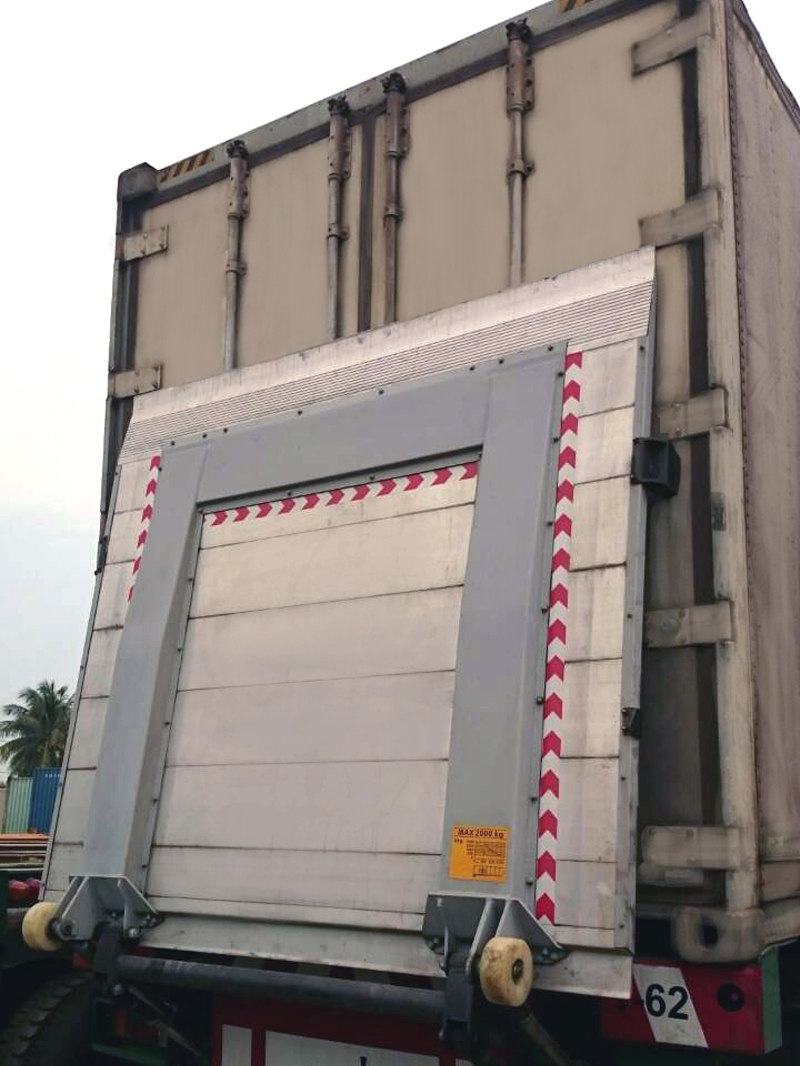 Thaireefer Tail Lift for Truck