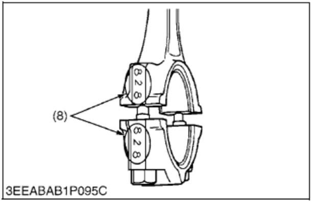 Kubota V2203 Piston Ring for Generator set