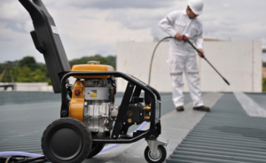 Industrial Water Pressure Cleaners for Professional Application