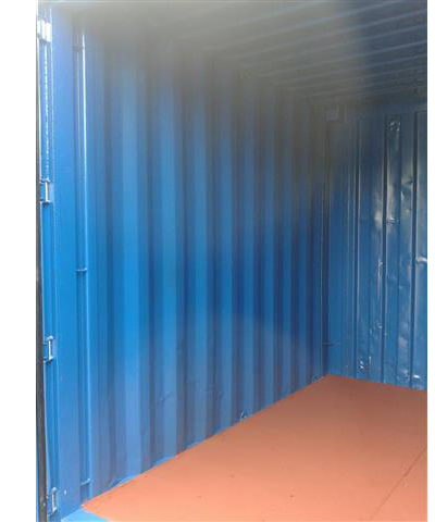 Thaireefer 10 ft. Offshore Container