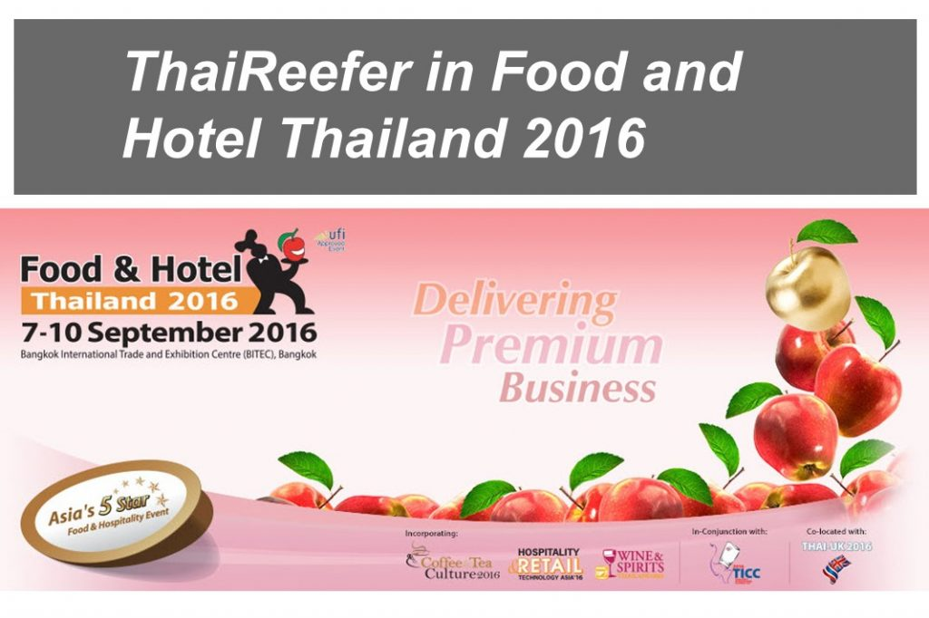 Thailand in Food and Hotel Thailand 2016 Archives - Thaireefer