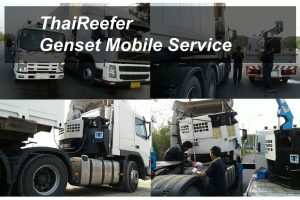 Genset mobile service