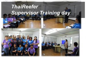 ThaiReefer Supervisor training