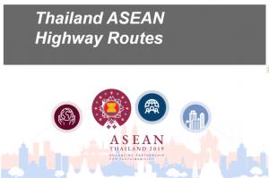 thailand ASEAN highway routes