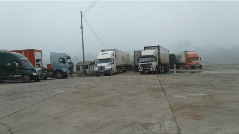 Thailand Laos Vietnam Cross Border Reefer Trucking