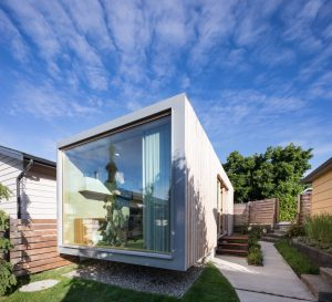 container studio home