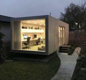 container studio home
