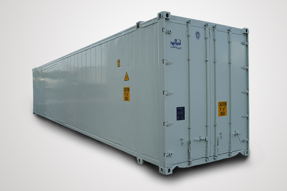 45' Reefer Container