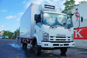 Reefer Truck (Chiller & Freezer Truck) : ThaiReefer Group