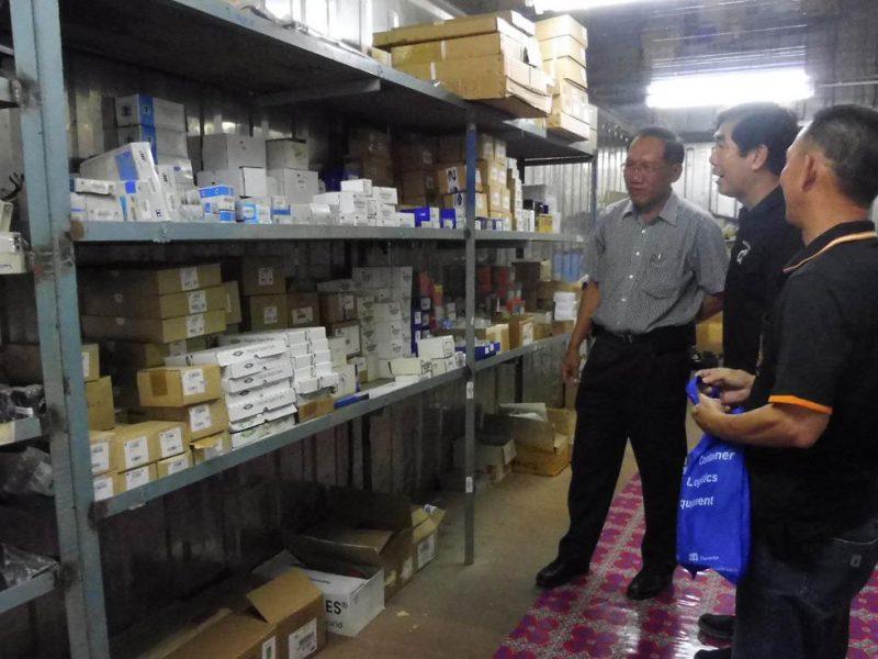 PAT visit thaiReefer