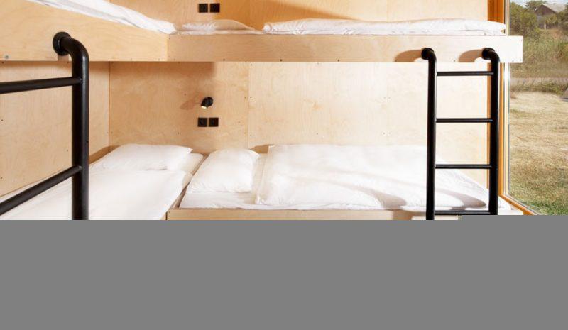 container hostel