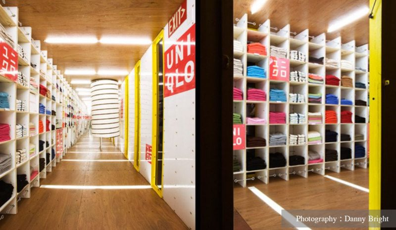 container retail store