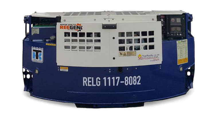 Thaireefer Clip-On Genset