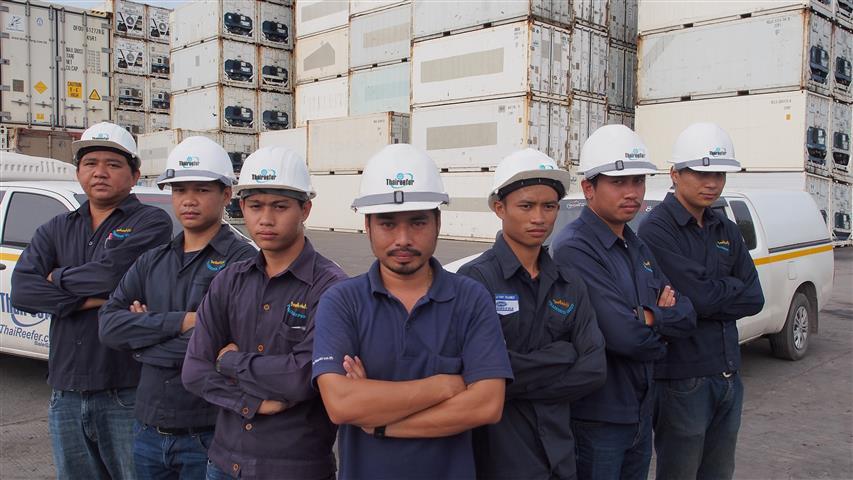 Reefer Container Services Team