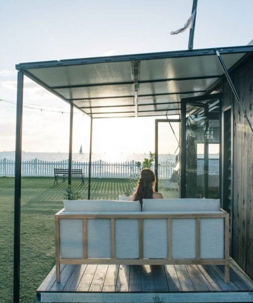 container hotel