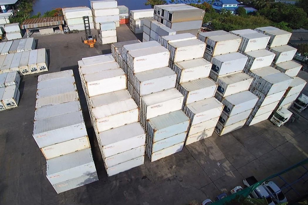 Container Storage Depot