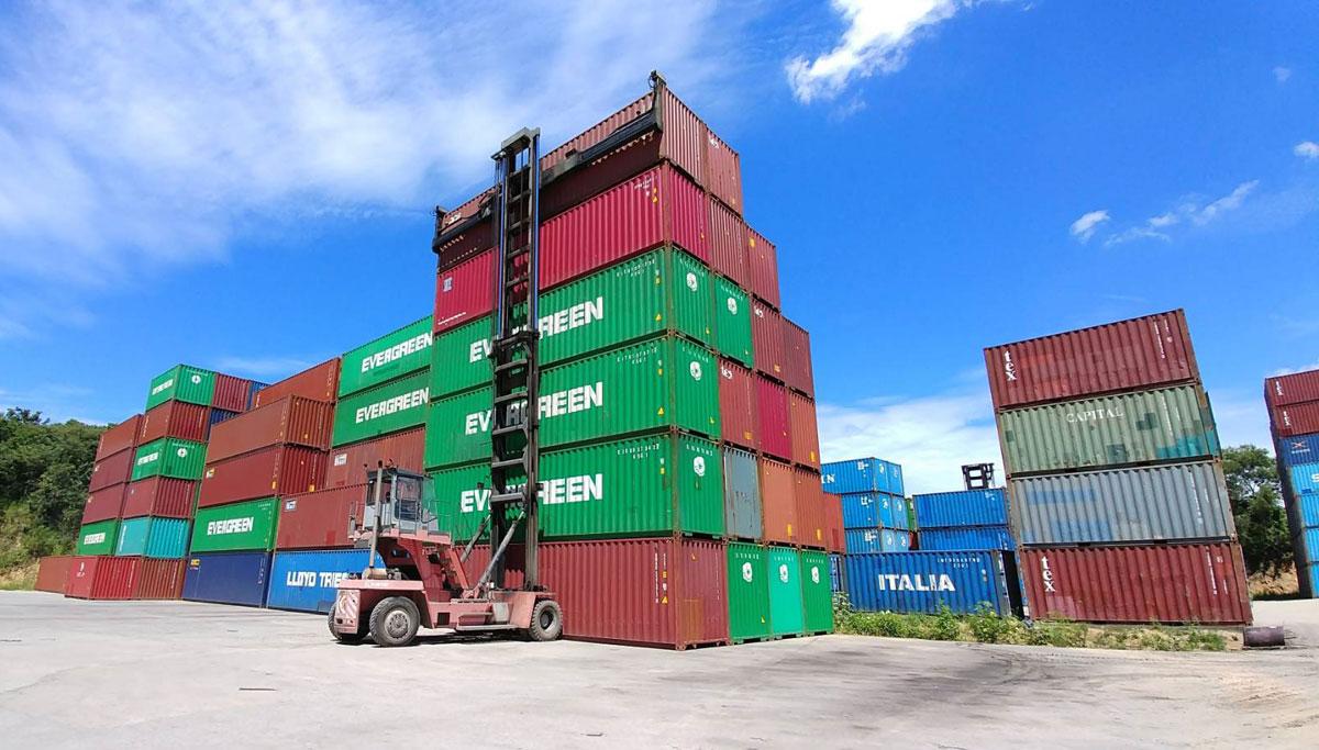 Laem Chabang Container Depot