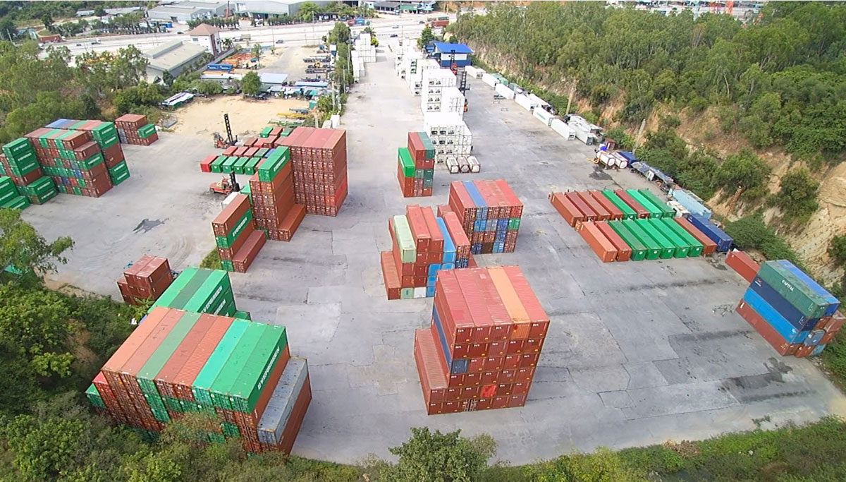 Laem Chabang Container Depot