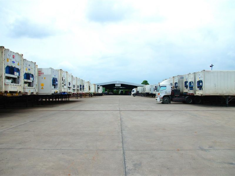 Mahachai Container Depot