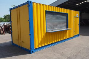 Modification Container