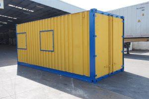Modification Container