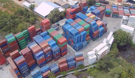 Songkhla Container Depot