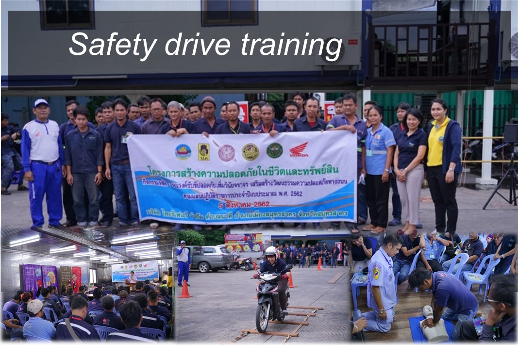 safety driver training
