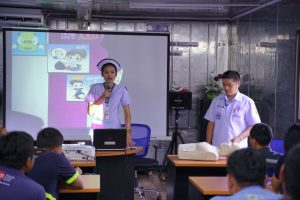 Safety Drive training