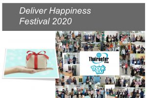 deliver hapiness festival