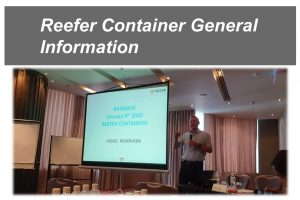 Reefer Container Information