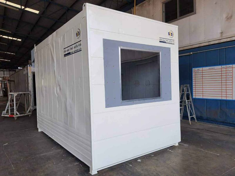 cleanroom container