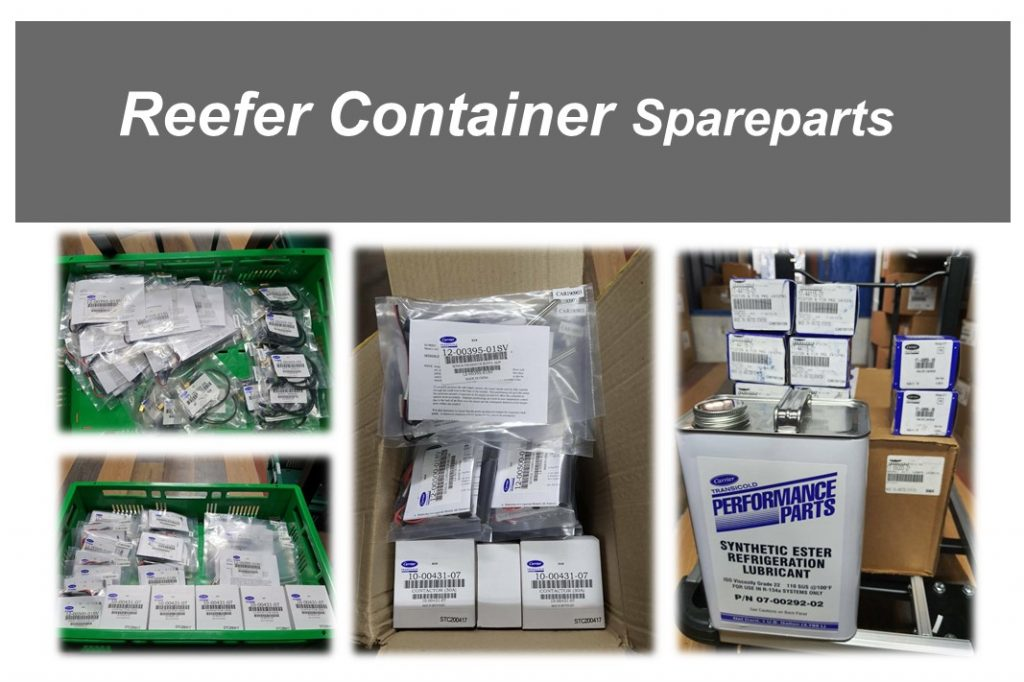 reefer container sparepart