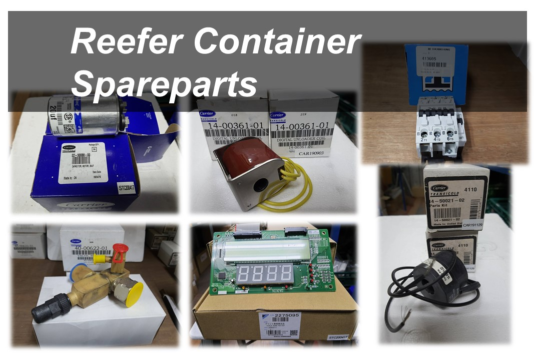 Reefer Container Spareparts