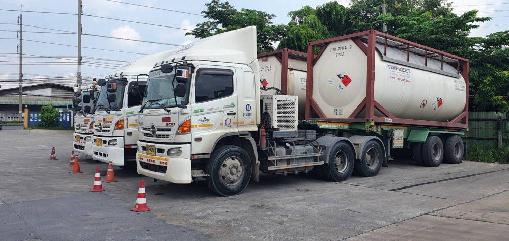 ISO Tank Logistics