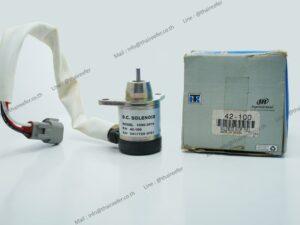 Solenoid Stop Fuel 42-100