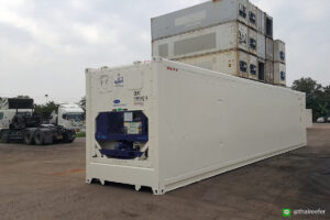 40 ft Reefer Container