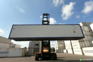 45 ft Reefer Container
