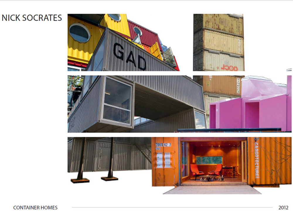 build your container house